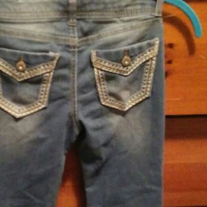 Size 6. Little girls jeans